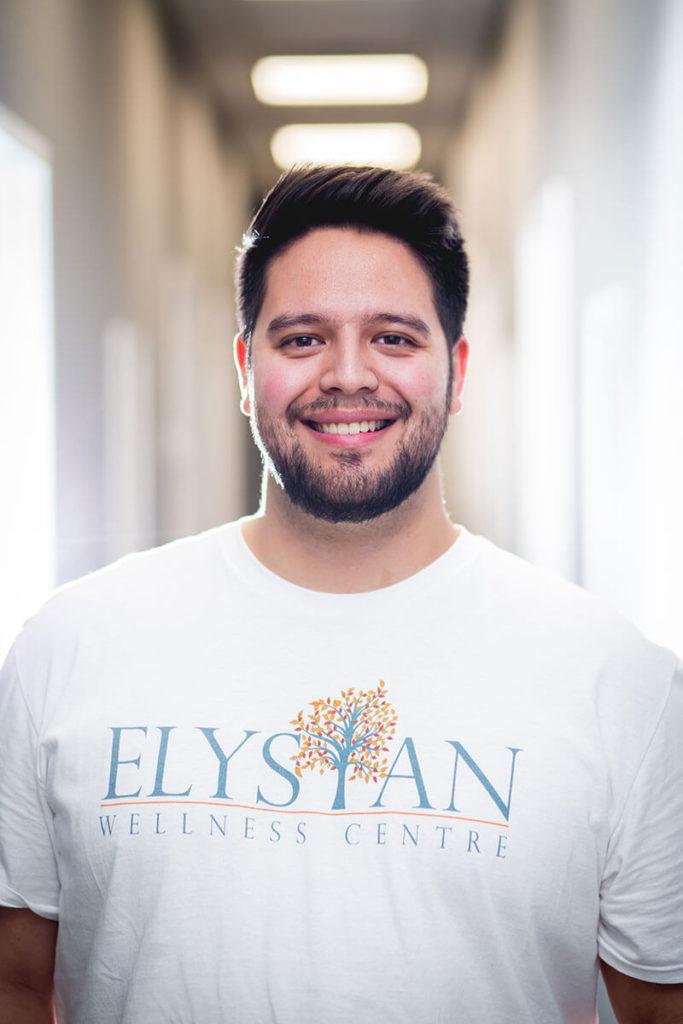 Mason Timm - Elysian Wellness Centre