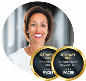 A picture of johanne Ottawa's best physiotherapist
